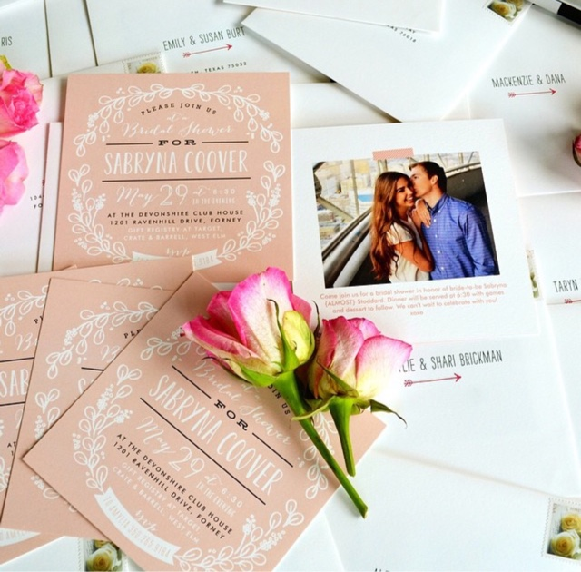 Collection When To Send Out Bridal Shower Invitations Pictures – When to Send Wedding Shower Invitations